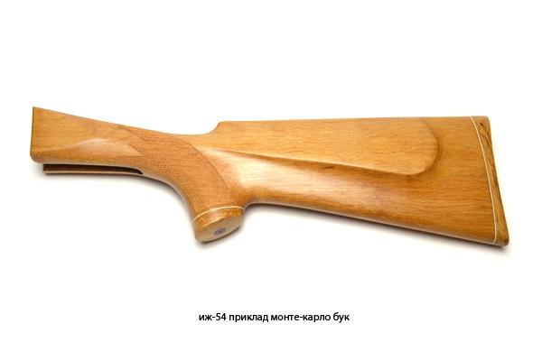 izh-54 priklad monte-karlo buk(383-2)